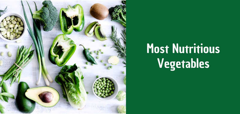 Most Nutritious Vegetables
